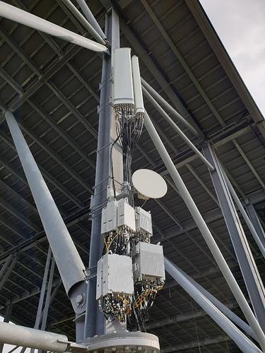 Huawei antennes en zenders van KPN